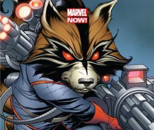 GoTG Rocket Raccoon