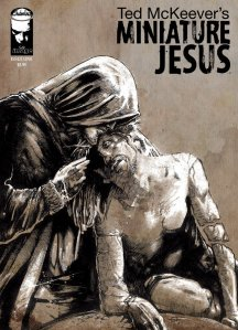 Miniature Jesus 1
