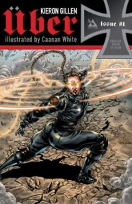 Kieron Gillen, Caanan White, Keith Williams