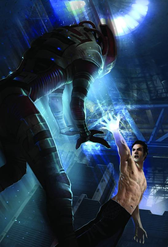 Mass Effect Foundation 4