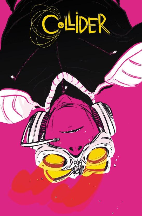 Writer: Oliver Simon Artist: Robbi Rodriguez Cover Artis: Nathan Fox