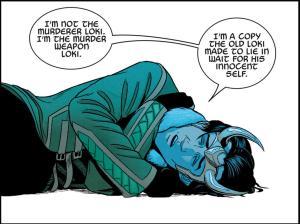 Poor emo Loki