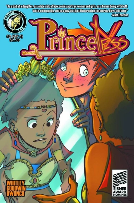 Princeless Encore Edition #3