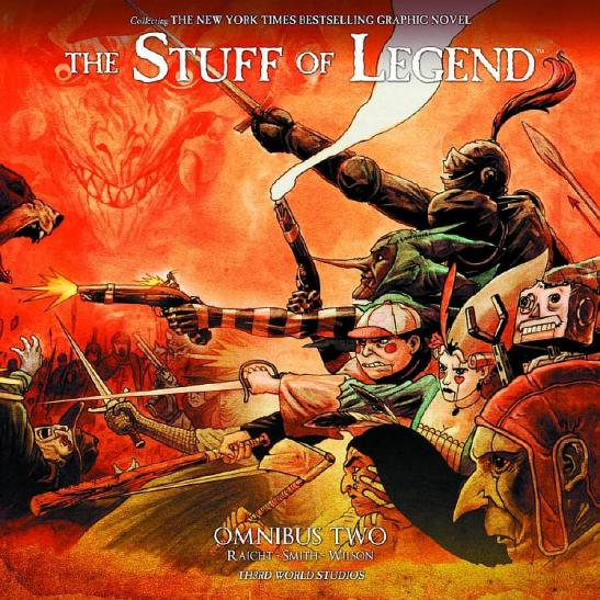 Stuff Of Legend HC 2