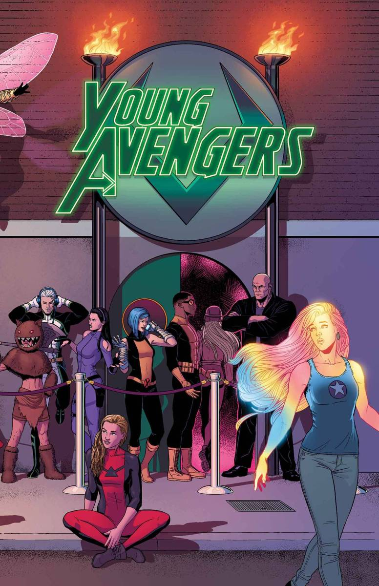 Review: Young Avengers #15