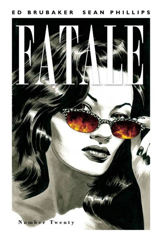 Writer: Ed Brubaker  Artist: Sean Phillips
