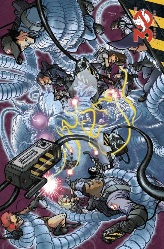 Writer: Erik Burnham  Artist: Dan Schoening  Cover Artist:  Dan Schoening, Roberto Goiriz